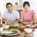 Importance of family meal time