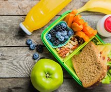NESTLÉ'S SMART LUNCHBOX TIPS  FOR MOMS